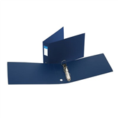 Bantex Binder A3 2D 65Mm Landscape Blue