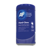 AF AHCW100T Hand Cleaning Wipes Tub