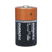 Duracell Alkaline Battery D